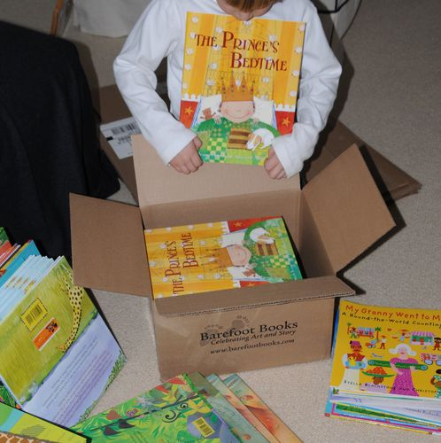 Shipping Children's Books to Iraq