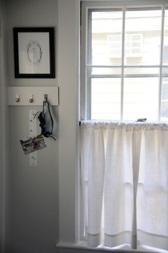 Mudroom window