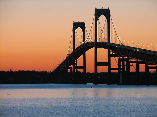 Newport Bridge: