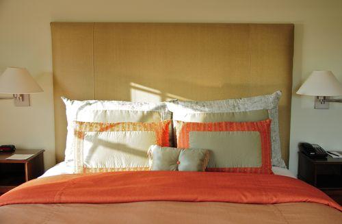Vanderbilt hall, bed