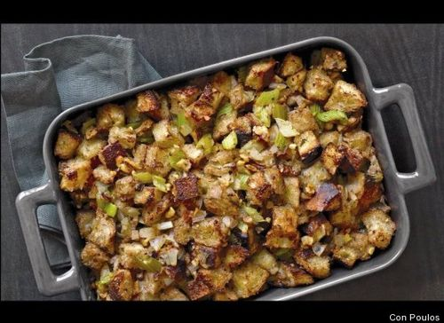 Martha Stewart Everyday Food:  STuffing