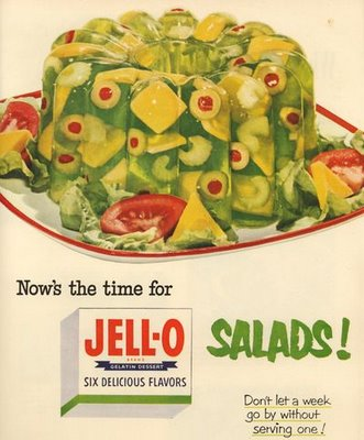 Retro Jello Salad