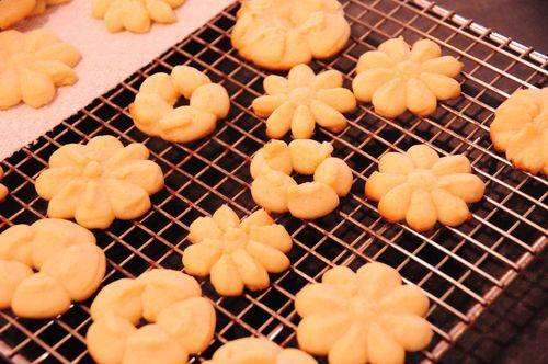 Spritzer Cookies