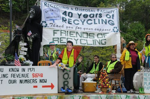 Friend of recycling