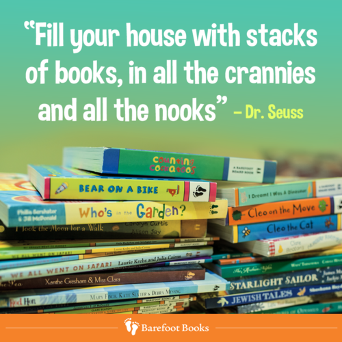 Dr. Suess Book Quote