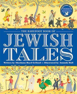 Barefoot Book of Jewish Tales