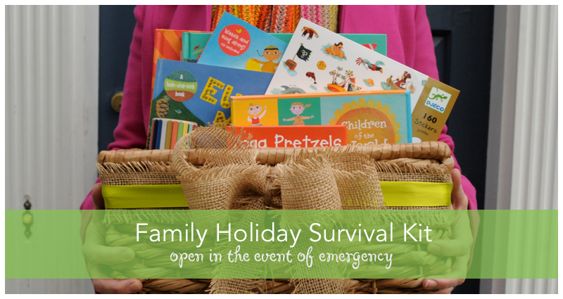 Family Holiday Survival Kit