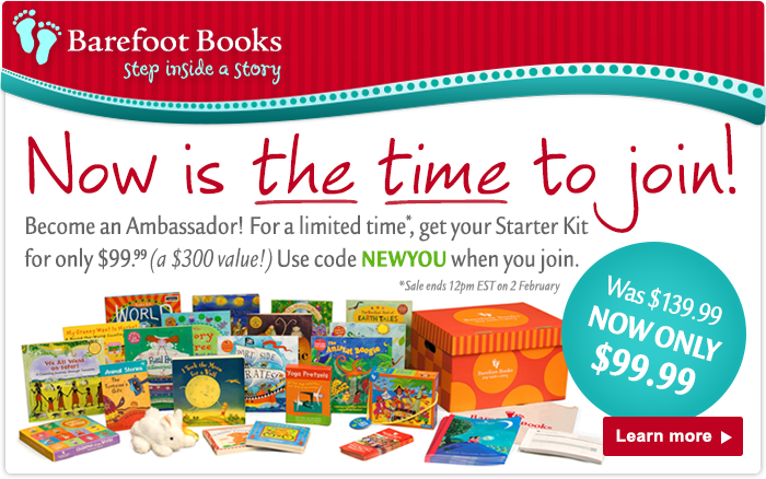 Join Barefoot Books
