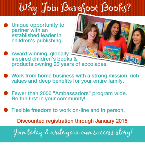 Join Barefoot Books Today